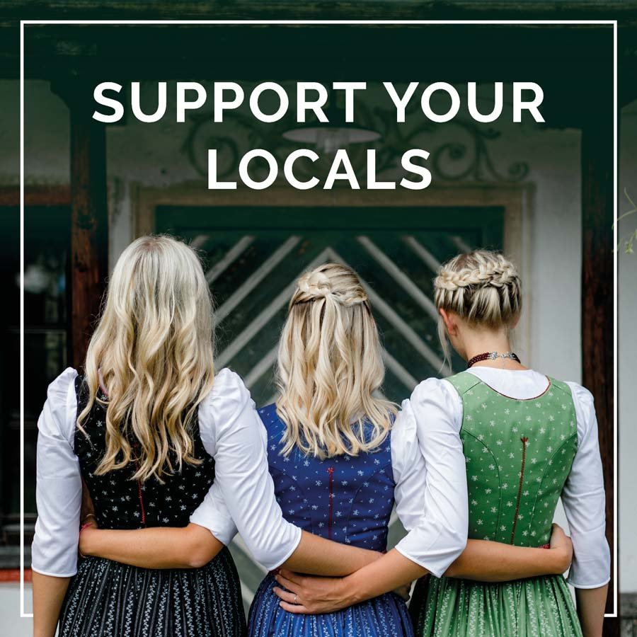 support your locals cityguide rosenheim