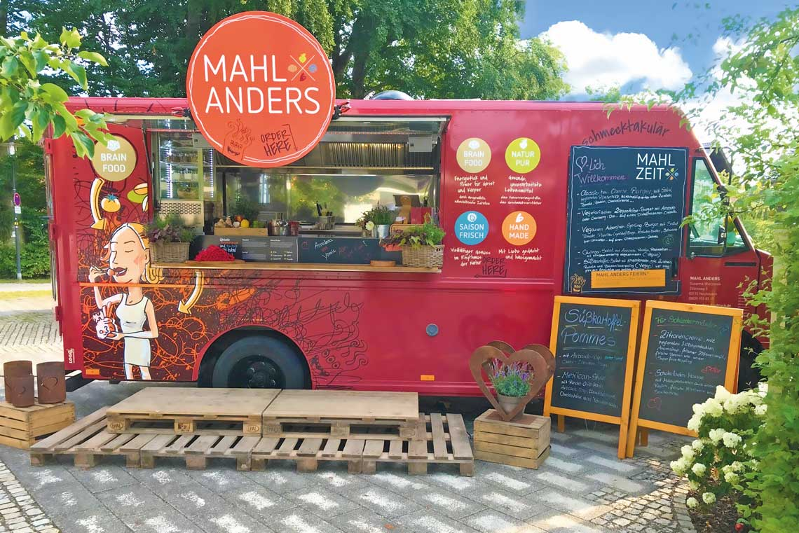 Mahl Anders -  Foodtruck Catering